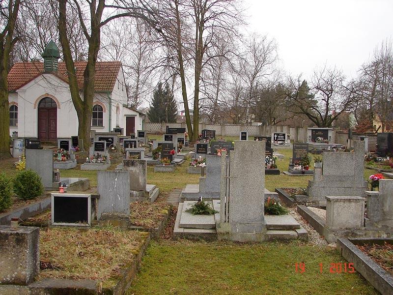 České hřbitovy